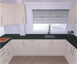 wickes kitchens the start. Black Bedroom Furniture Sets. Home Design Ideas