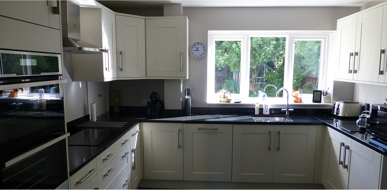 Wickes Kitchen Finished